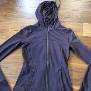Lululemon hooded defined jacket